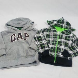 Boys Sweatshirt Bundle Size 2T